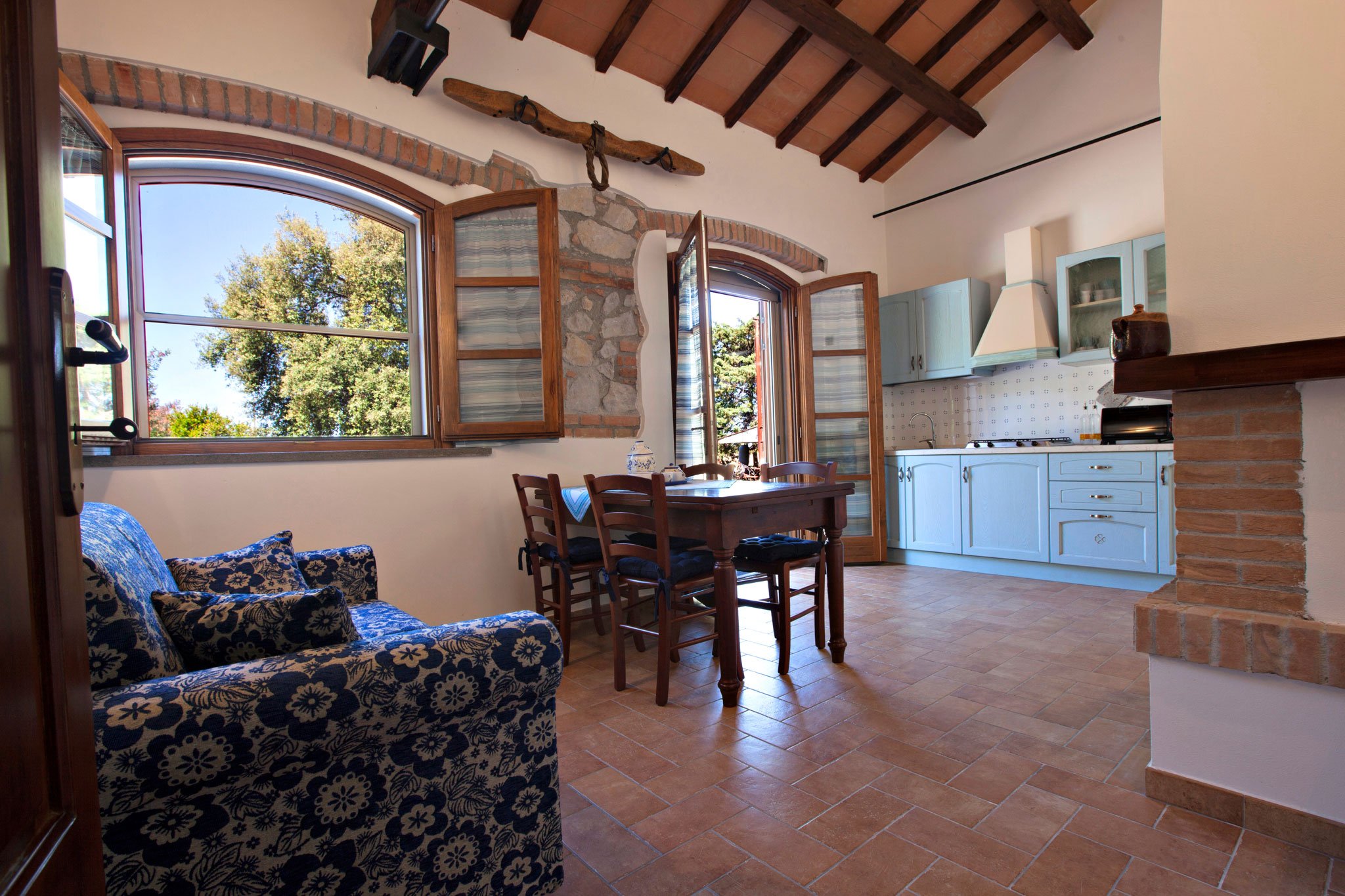 Regional Park of Maremma accommodation
