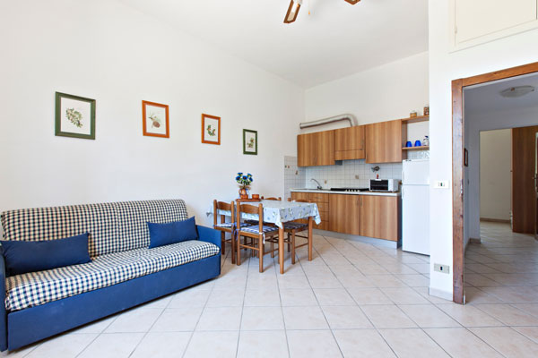 Accomodation Natural Park of Maremma