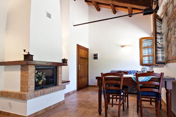 Agriturismo Alberese - Appartamento Il Giogo e camera La Ginestra