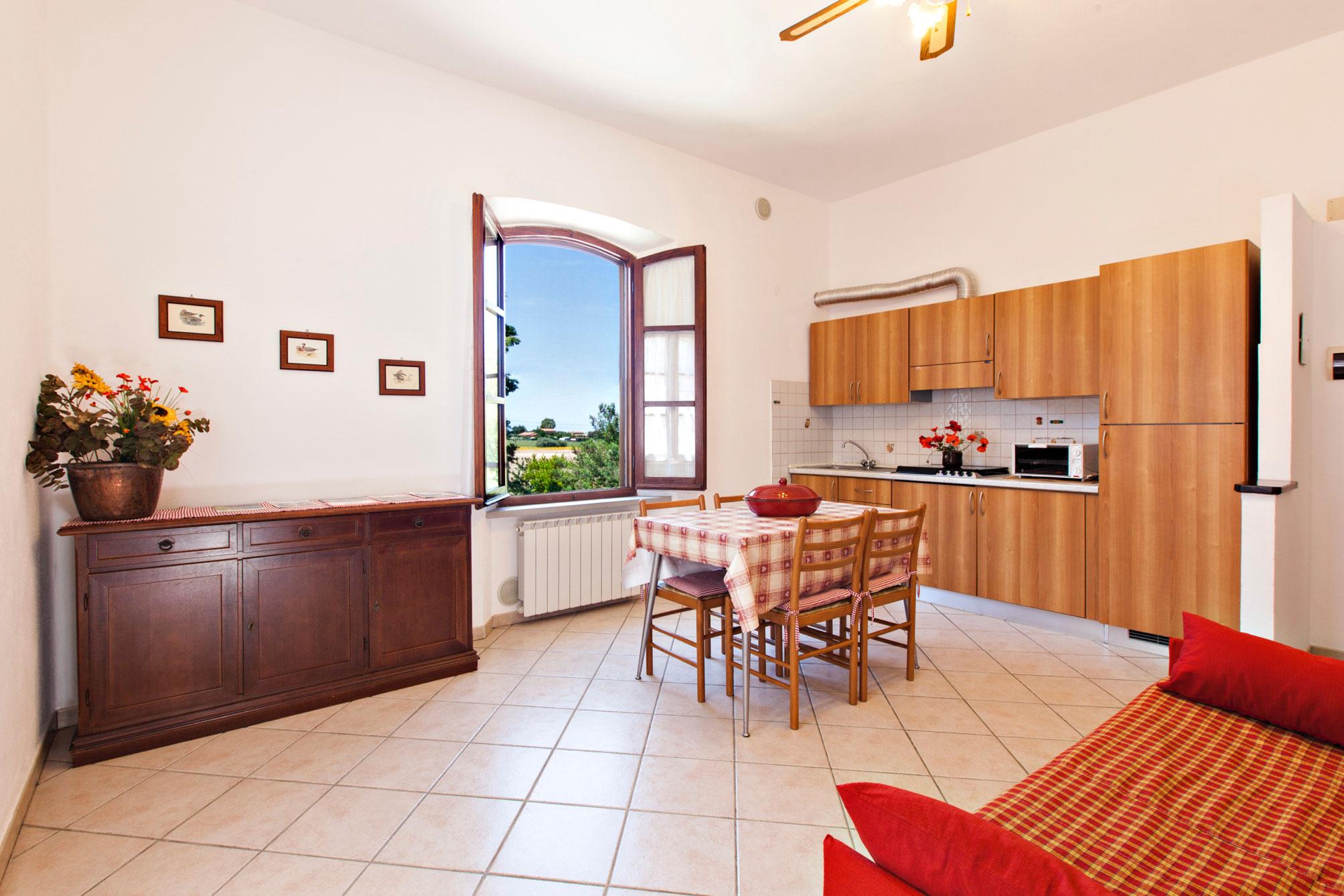 Appartamento Alberese
