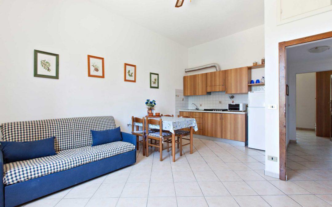 Appartamento agriturismo Alberese - Parco della Maremma - La Sughera